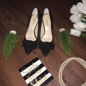Nine West Suede heels